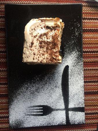 Restaurante Blanes: Muy buenos los postres...