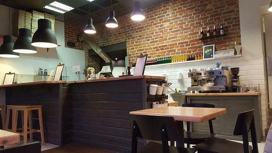 Panevezys, Lituania: Pizza Di Napoli