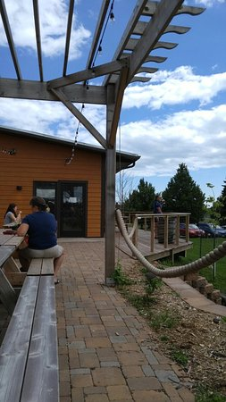 Two Harbors, MN: Castle Danger Brewery