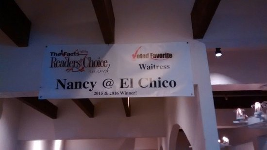 Lake Jackson, TX: Hurray for Nancy, Numero Uno