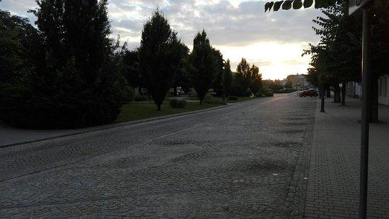 Opatow Market Square (Opatow Rynek)