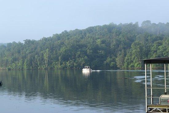 Forsyth, MO: Lake view