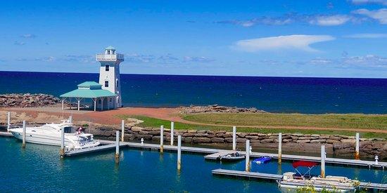 Wallace, Kanada: Lighthouse & Marina