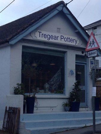 Niton, UK: The shop