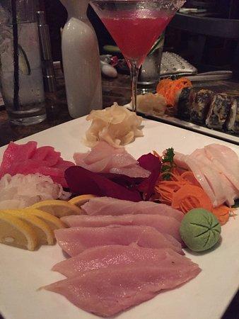 Goung Zhou Asian Bistro & Sushi Bar : Great quality fish