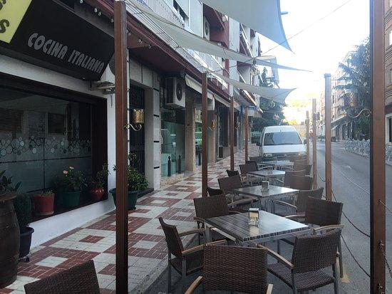 Alcala la Real, Espagne : Dos Soles