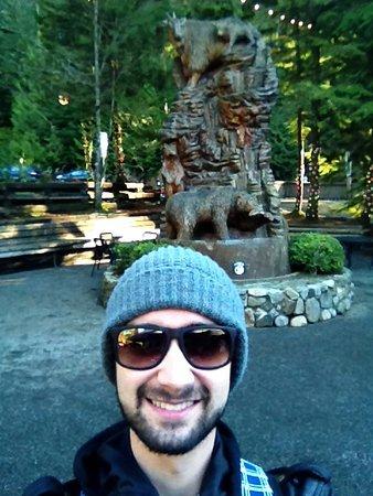 Vancouver Nord, Canada: Entrada da Grouse Mountain