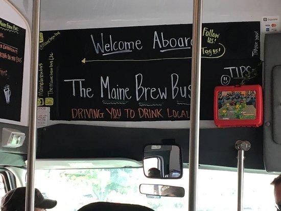 The Maine Brew Bus: photo0.jpg