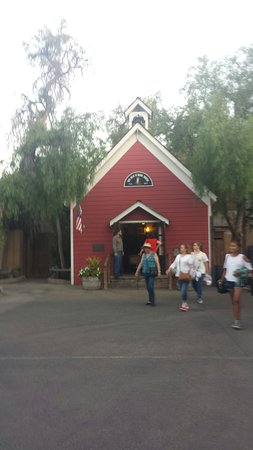 Buena Park, Californien: Knott's Berry Farm