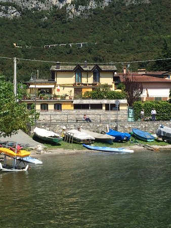Lierna, Италия: Renting from canoes to boats (no license)