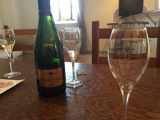 Champagne Robert Faivre