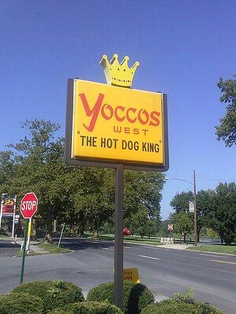 yocco 39 s hot dog king allentown 2128 hamilton st restaurant reviews phone number photos. Black Bedroom Furniture Sets. Home Design Ideas