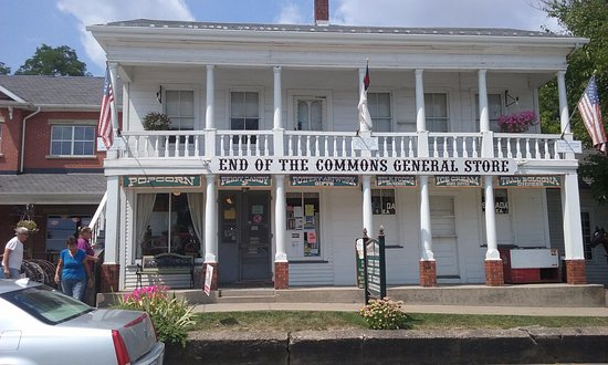End of the Commons General Store: Store Front