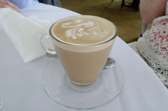 Restaurant at Highgrove House Hotel: Barista cafe