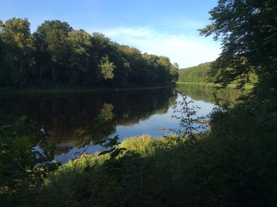 Delaware Water Gap National Recreation Area: Delaware River