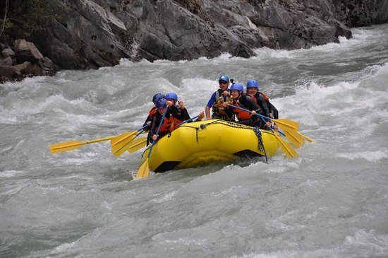 Sunwolf Rafting: Good fun for all