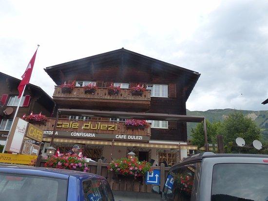 Sedrun, Switzerland: Aufnahme vom 31.7.2016