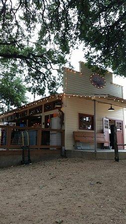 Stonewall, Teksas: Ice House bar