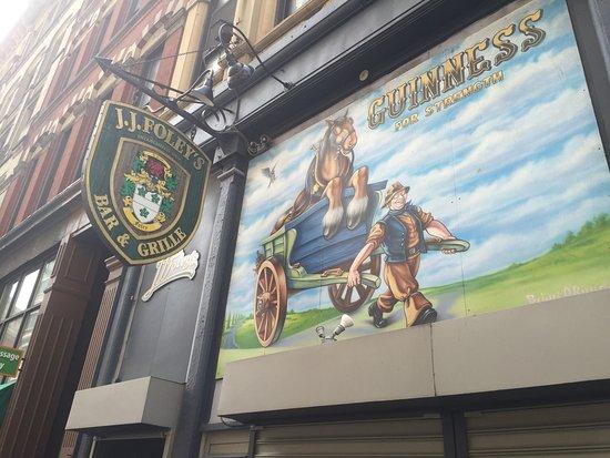 J. J. Foley's Cafe : photo0.jpg