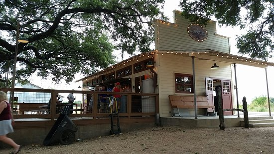 Stonewall, TX: Ice House