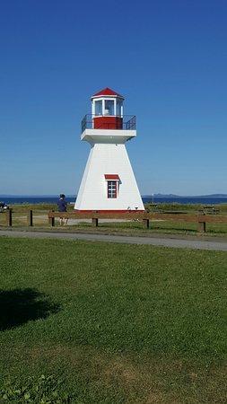 Carleton-sur-Mer, Canada: Phare de carleton sur mer !