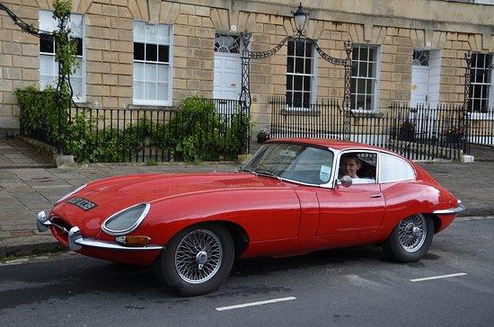 17 Lansdown Crescent : Magnificent car in wonderful location