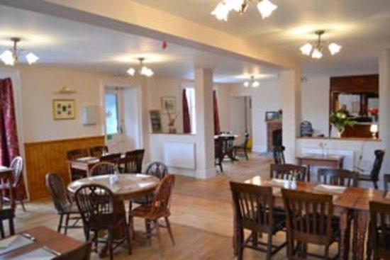 Selkirk, UK: New Lounge