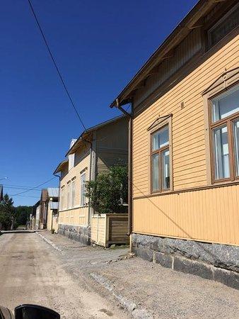 Pietarsaari, Finland: Skata a Wooden House heaven