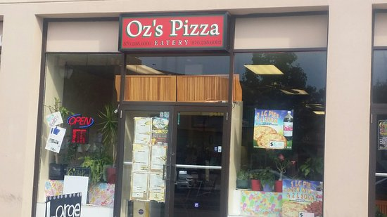 Oz's Pizza Eatery