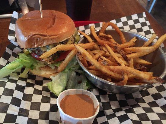 Bad Daddys Burger Bar Greenville Menu Prices Restaurant Reviews Tripadvisor