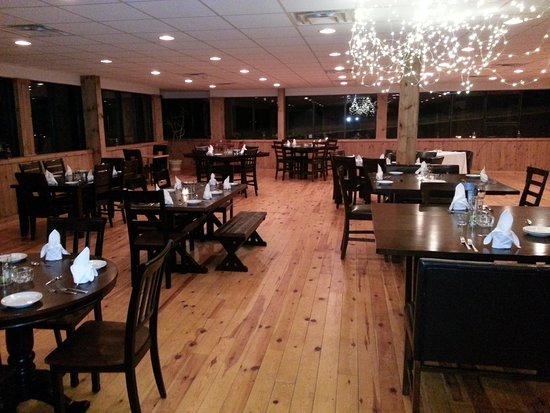 Harcourt, كندا: Dining Restaurant