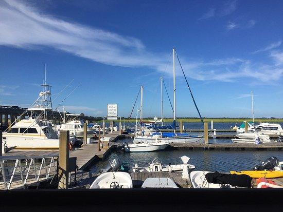 Compass Sailing, LLC : Bull River Marina