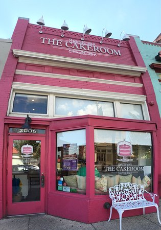The cakeroom bakery american restaurant 2006 18th st for American cuisine washington dc