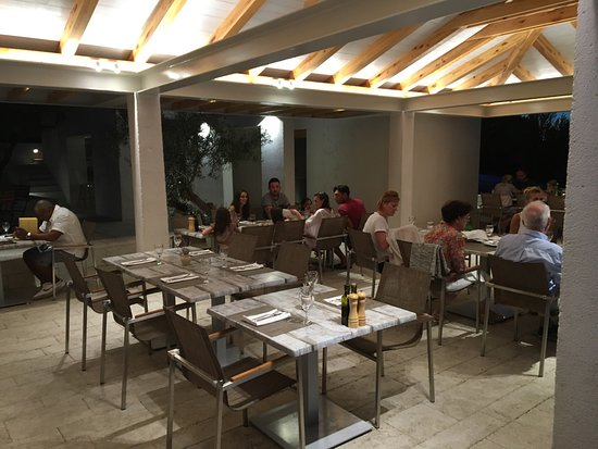 Five Star Dining Experience Local Produce Prepared In An