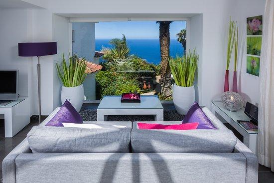 Jardin de la Paz: Casa Buenavista with sea view