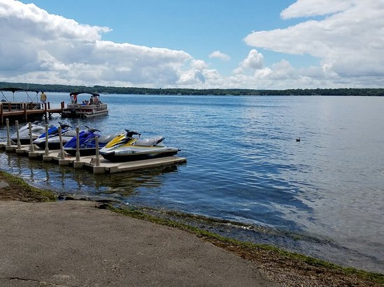 Green Lake, WI: Action Marina