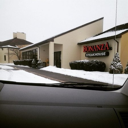 New Columbia, Pennsylvanie : bonanza in the winter