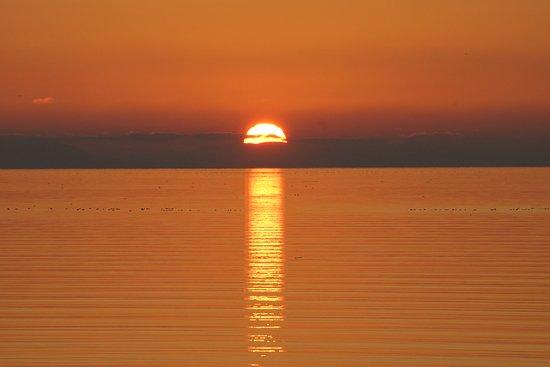 Blaine, WA: sunset