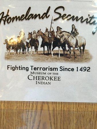 Museum of the Cherokee Indian: photo7.jpg