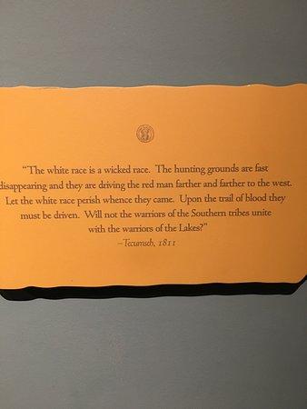 Museum of the Cherokee Indian: photo9.jpg