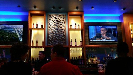 Bayside, نيويورك: Outback Steak House