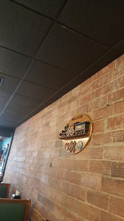 Mitchell, IN: Railroad Cafe