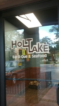 Holt Lake Bar-B-Que & Seafood: 20160813_174657_large.jpg