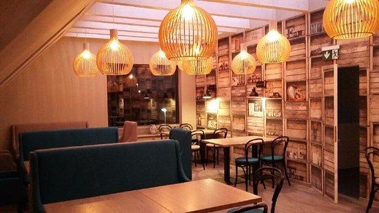 Z IKRĄ, Pruszcz Gdanski  recenze restaurace  TripAdvisor -> Kuchnia Pod Zabudowe Pruszcz Gdanski