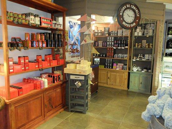 Grand Case, سانت مارتن: Chocolates....