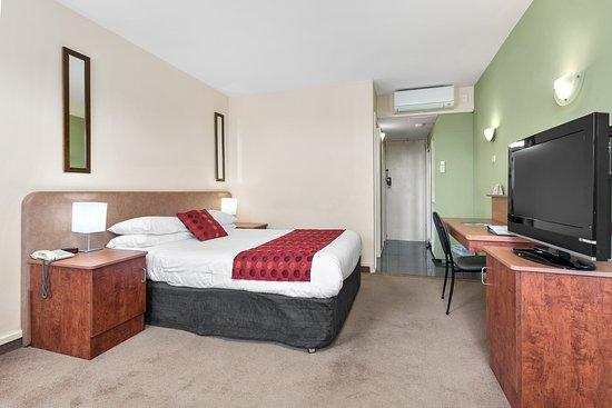 Comfort Inn Coach House: Room