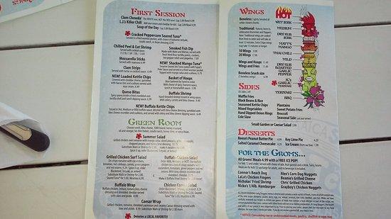 Indialantic, FL: menu