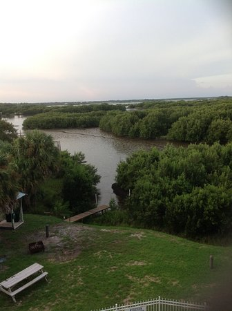 Natures Landing Condominium: View from balcony