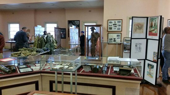 Griffith War Memorial Museum INC