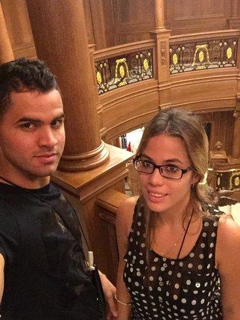 타이타닉 박물관 사진